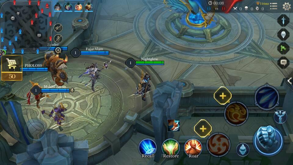 LiputanGame - Gameplay