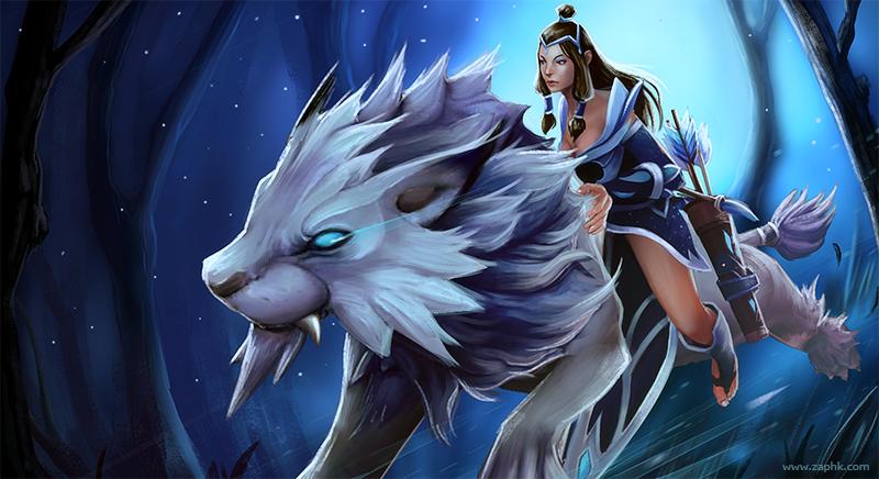 LiputanGame - Hero Mirana Dota2